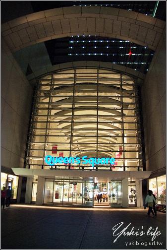 [08东京假期]*C16横滨-皇后广场(购买disney的门票)