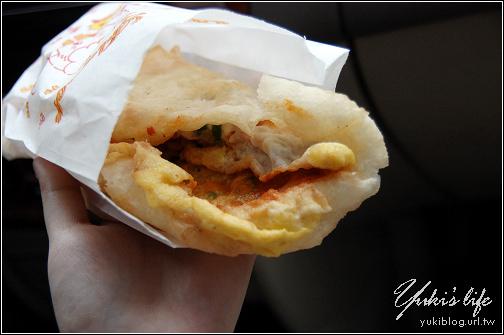 [宜蘭-食]*礁溪蔥油餅 & 黑店冰店 - yukiblog.tw
