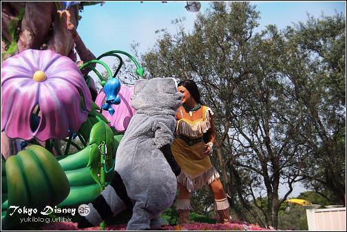 08 Tokyo Disney25週年慶-歡騰!