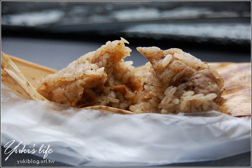 [北海岸2日遊]*石門-十八王公劉家肉粽 - yukiblog.tw