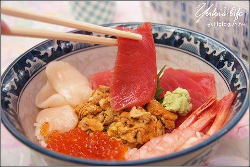 [08東京假期]*C35 上野-阿美橫町。鐵火丼 (簡單.原始的美味) - yukiblog.tw