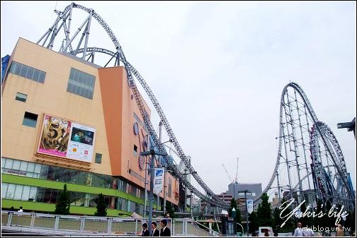 東京巨蛋&電子雞館
