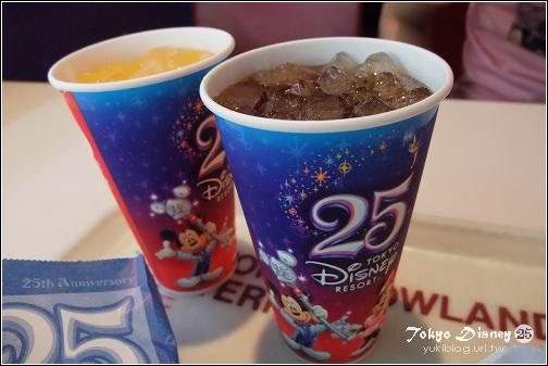[08東京假期]*C41 Tokyo Disney25週年慶~吃了什麼? - yukiblog.tw