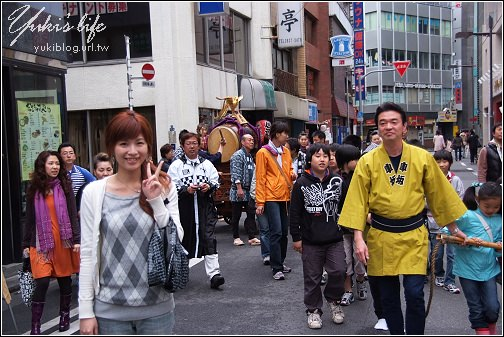 [08東京假期]*C49 上野-巧遇三社祭抬神橋 - yukiblog.tw