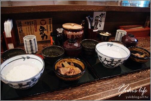[08東京假期]*C50 上野。東京牛丼「牛のカ」(朝食) - yukiblog.tw