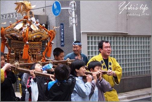[08东京假期]*C49 上野-巧遇三社祭抬神桥 - yukiblog.tw
