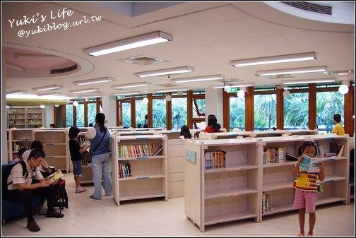 [北投文化之旅]*美麗綠建築 - 北投圖書館 - yukiblog.tw