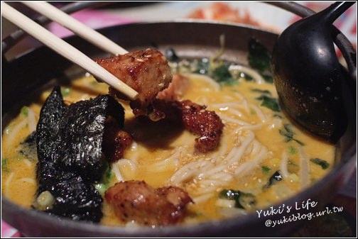 [板橋-食]2訪*府中站-博多拉麵 (NO.2的好味道) - yukiblog.tw