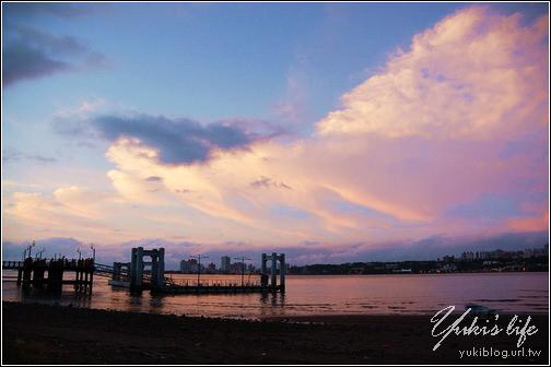 [三芝關渡八里一日遊]*八里~ 左岸公園 & 姐妹雙胞胎 - yukiblog.tw