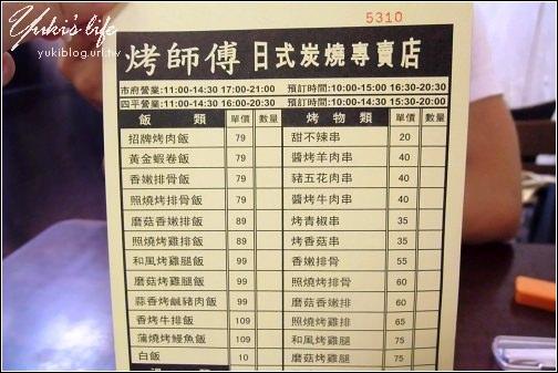 [台北-食]*永吉街30巷美食~ 烤師傅烤肉飯  (市政府站) - yukiblog.tw