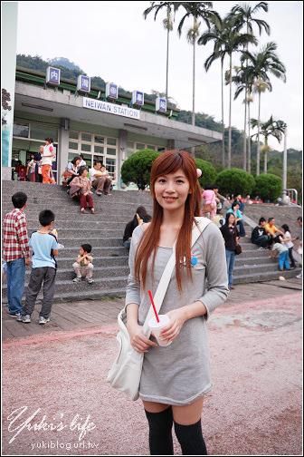 [新竹-玩]*內灣老街~內灣戲院&大嬸婆野薑花粽&內灣車站 - yukiblog.tw