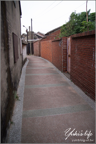 苗栗-房裡老街