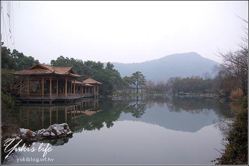 [09冬遊江南][4]Day2 - 杭洲~西湖-花港觀魚 - yukiblog.tw