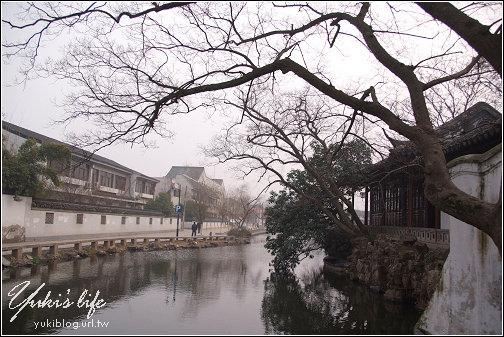 [09冬游江南][12]Day3 - 苏州~沧浪亭 - yukiblog.tw