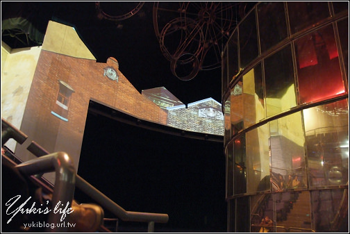 [09冬遊江南][19]Day4 -上海馬戲城-ERA時空之旅(推薦) & 虹口華美達酒店 - yukiblog.tw
