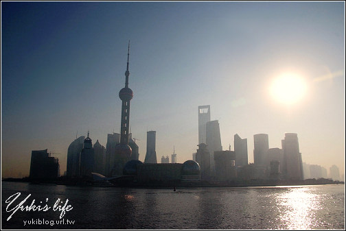 [09冬遊江南][20]Day5 - 黃浦公園(外灘公園) ~ 黃浦江上好風光! - yukiblog.tw