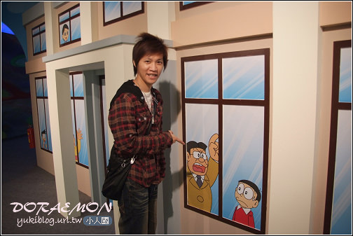 哆啦A夢樂園在小人國