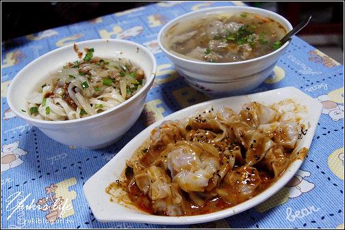 [桃園-食]*龍潭市場-美味餛飩 (中正路170巷)