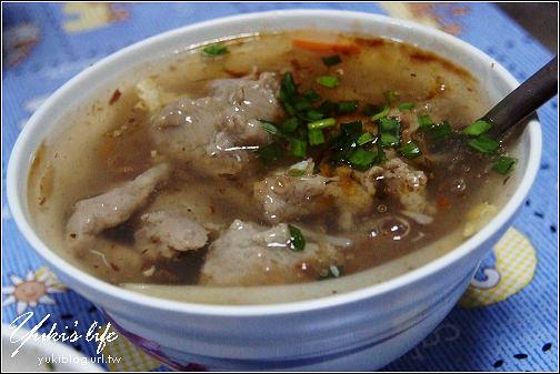 [桃園-食]*龍潭市場-美味餛飩 (中正路170巷) - yukiblog.tw
