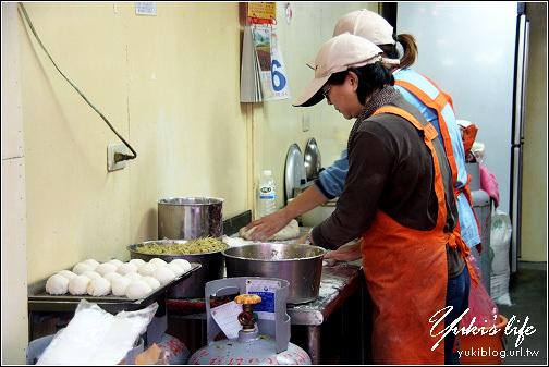 [台北-食]*萬華龍山寺~香佳鯕魚米粉湯&上頂皇家素食水煎包 - yukiblog.tw