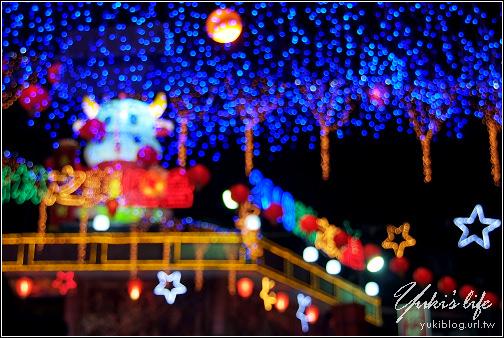 [樹林-遊]*鎮南宮(千歲廟)~2009樹林之美燈會