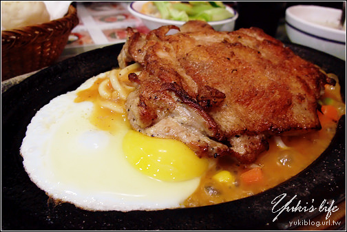 [板橋-食]*美嘉牛排~好大塊!! - yukiblog.tw