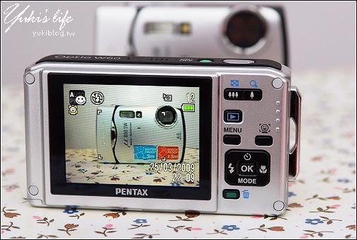[相机测试]*哇呜~好酷的玩水机! Olympus U850sw & Pentax W60(有测试照) - yukiblog.tw