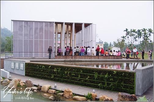 南投埔里-紙教堂