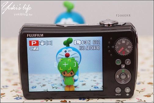 [相機測試]*新機-富士F200EXR  VS  F100fd   (PK賽&測試照) - yukiblog.tw