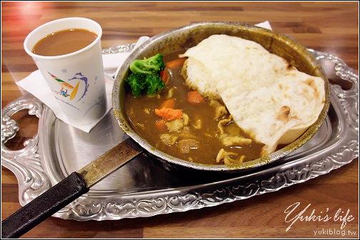 [台北-食]*台北微風~ 印度風咖哩 & Sababa PITA BAR - yukiblog.tw