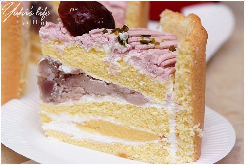 OK超商-蒙布朗芋泥蛋糕