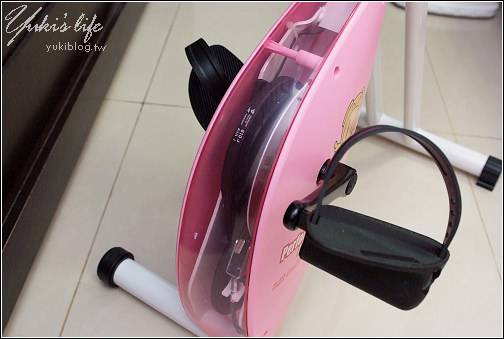 我的粉色x--bike