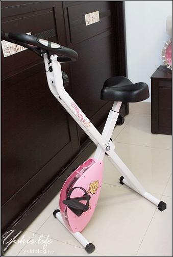 [分享]*我的粉色x-bike 健身車  開箱文&使用心得 - yukiblog.tw