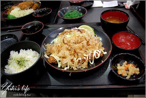 [台北-食]*西門町-福勝亭(NEW。大阪燒豬排) - yukiblog.tw