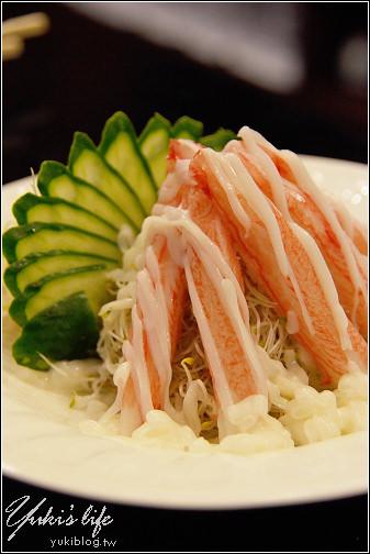 [試吃推薦]*鮮納肚~不一樣的100元快炒店(東區) - yukiblog.tw
