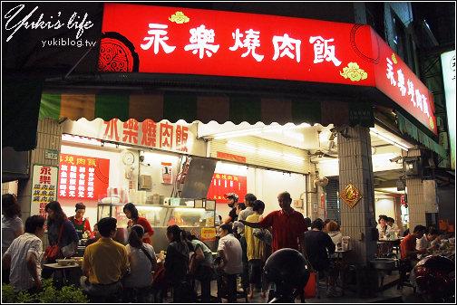 [台南之旅-食]*永樂燒肉飯 - yukiblog.tw
