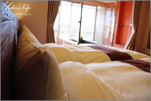 [台東-宿]*台東鹿鳴溫泉酒店‧渡假的感覺真好!