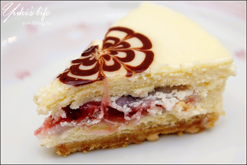 花語烘焙工坊-和風摩奇乳酪蛋糕