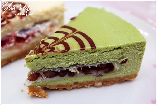 [試吃]*花語烘焙工坊-和風摩奇乳酪蛋糕 - yukiblog.tw