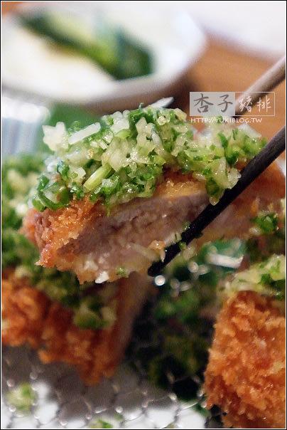 [台北-食]*杏子猪排 ~ 好吃到掉喳!