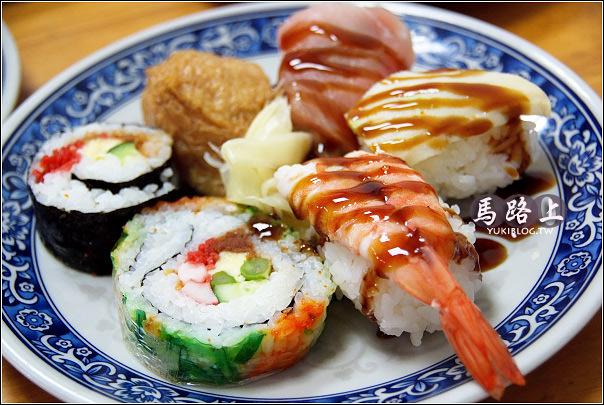 花蓮-馬路上日式小吃