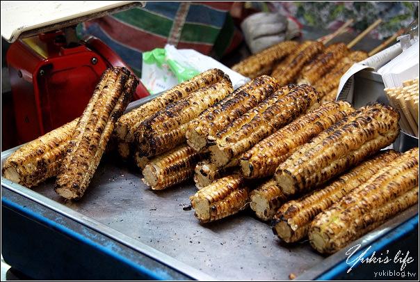 [09 SUMMER]-4*花蓮-順富裕刀削麵。美琪烤玉米。摩利東山鴨頭。來成排骨麵 - yukiblog.tw