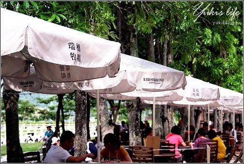 [09 SUMMER]-8*花蓮。瑞穗牧場 (推~濃醇香的牛奶&奶酪&饅頭)