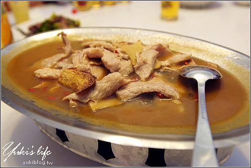 [新竹-食]*荷竹園(湳中街)~每道菜都超好吃.超下飯 - yukiblog.tw