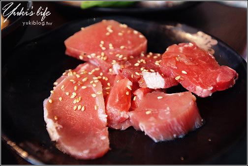 [板橋-食]*野宴燒肉 ~ 熱鬧食材。好玩新吃法 - yukiblog.tw