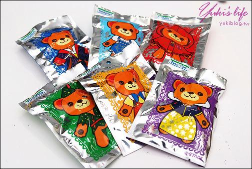 [創作]*全家童話溫心熊 ~ 發揮創意●讓熊熊不只是熊熊