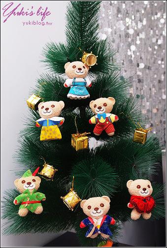 [創作]*全家童話溫心熊 ~ 發揮創意●讓熊熊不只是熊熊 - yukiblog.tw