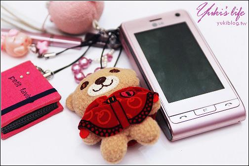 [创作]*全家童话温心熊 ~ 发挥创意●让熊熊不只是熊熊 - yukiblog.tw