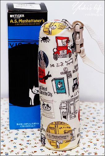 [育兒敗家]*虎牌~紐約曼哈頓貓咪保溫保冷壺 (家庭必備品) - yukiblog.tw
