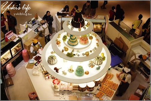 [09xmas]*聖誕大餐pepper lunch + 京站廣場 - yukiblog.tw